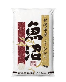 新潟県産魚沼コシヒカリ